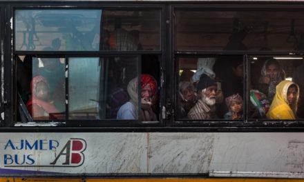 Una semana en el motor de un autobús