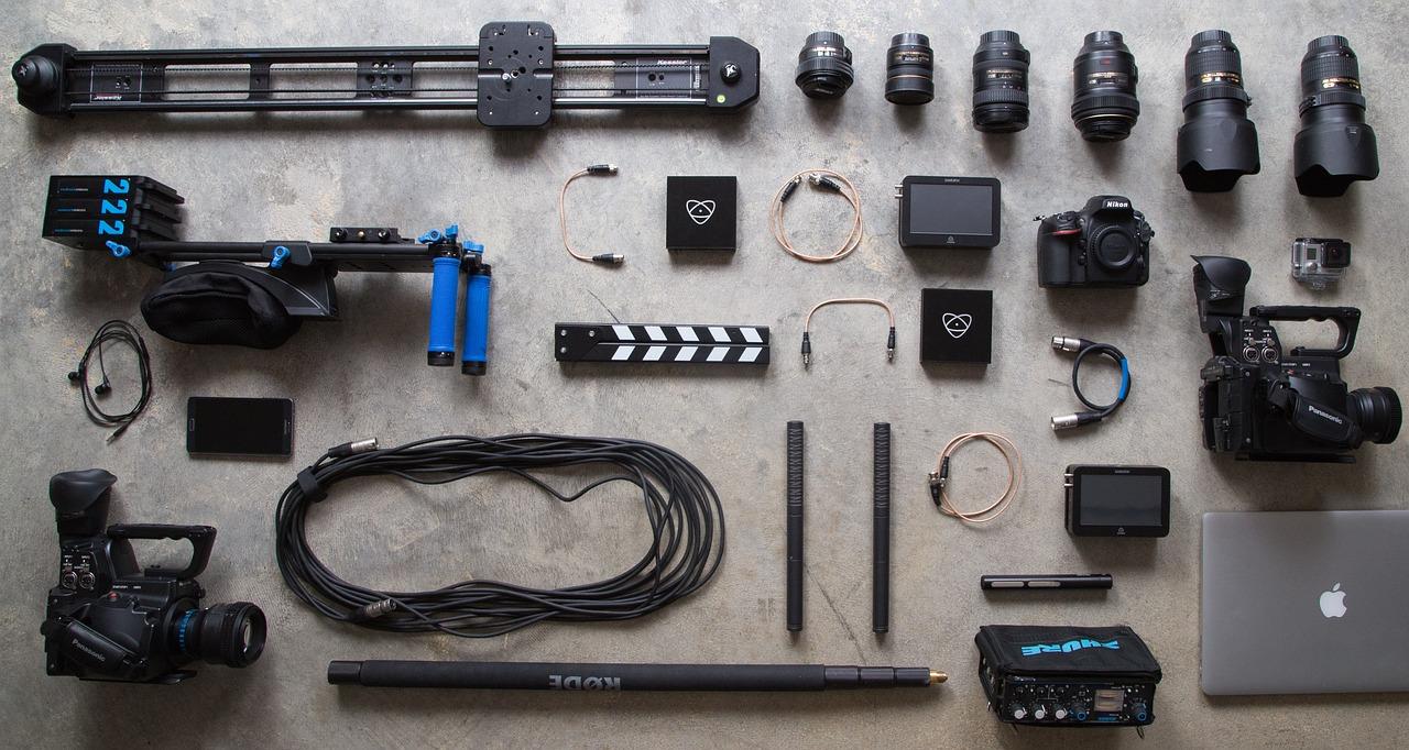 qué equipo fotográfico llevar en un viaje