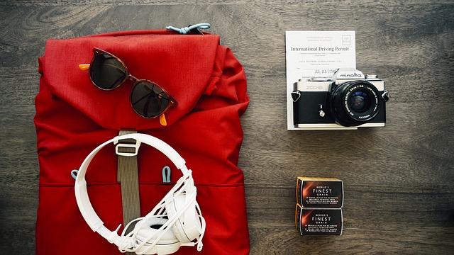 ¿Qué llevo en la mochila para un viaje?