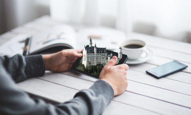 Las mejores apps de fotografia de viajes