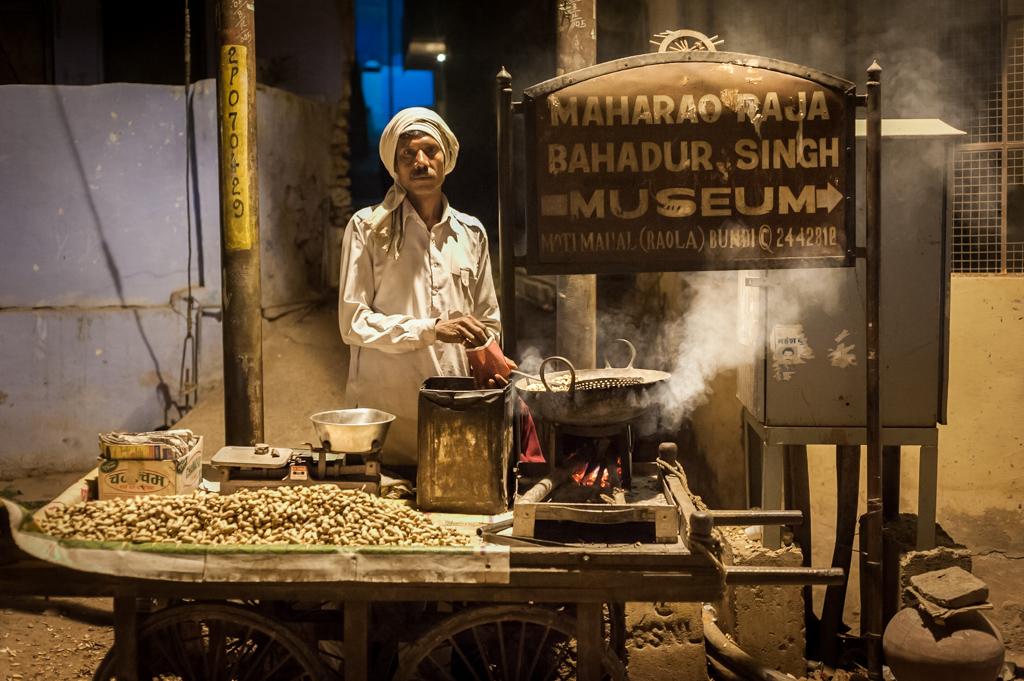 comida callejera street food
