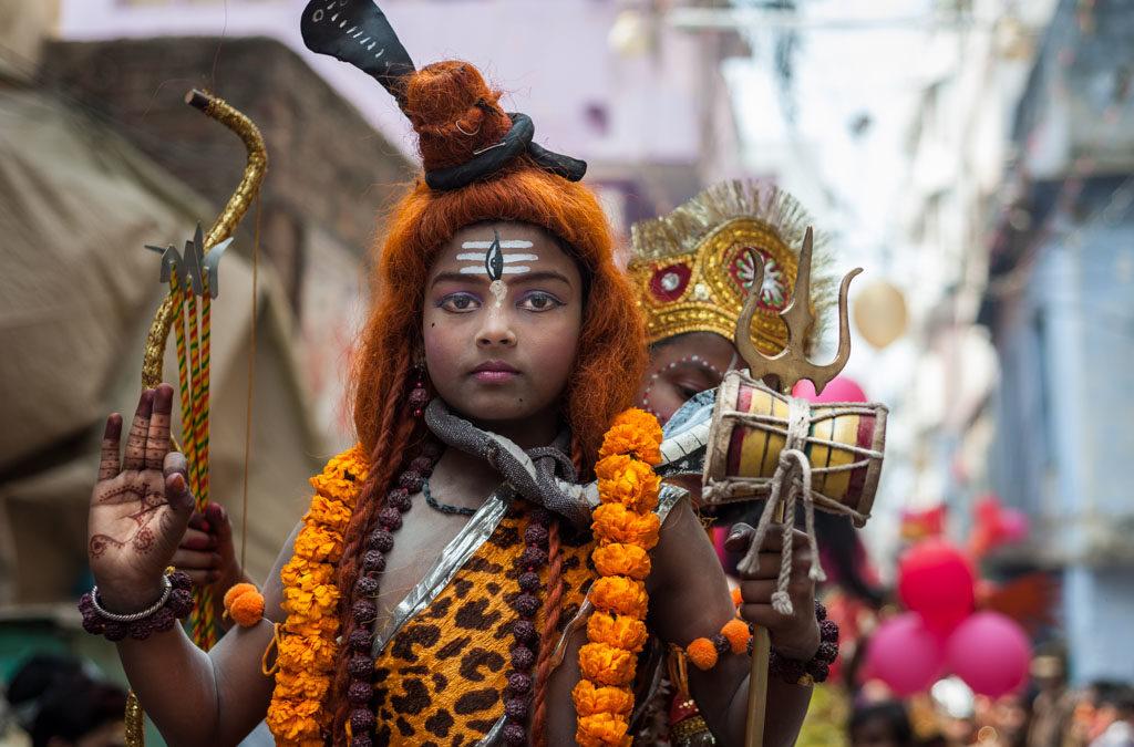 Maha Shivaratri. La viva ciudad de los muertos