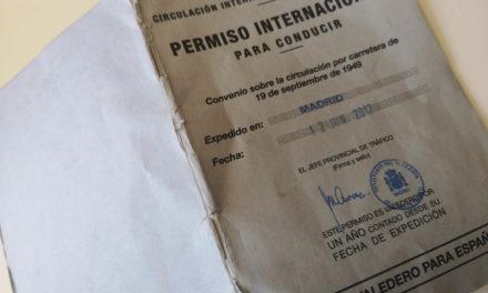 Cómo conseguir el carnet internacional de conducir