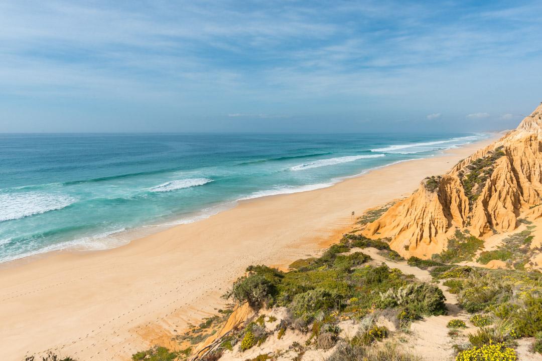 Playa de Galé