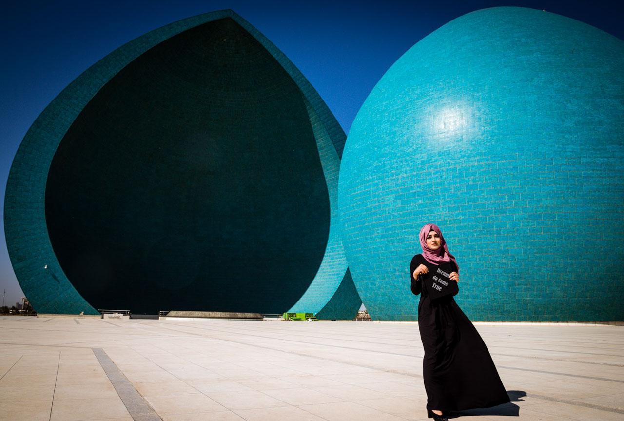 viajar a Bagdad