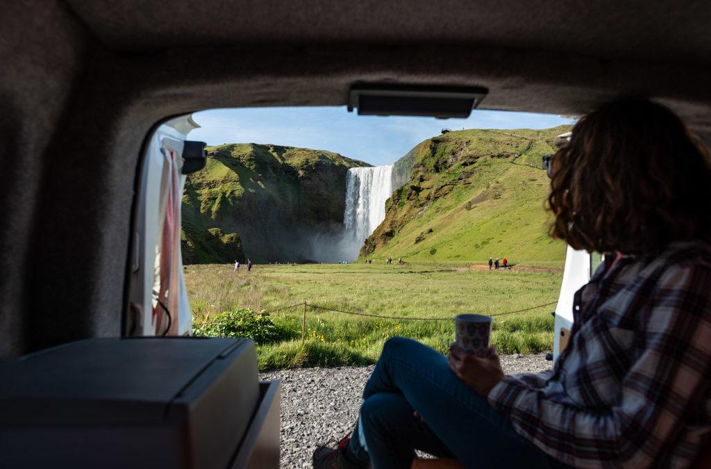 ALQUILAR UNA FURGONETA EN ISLANDIA