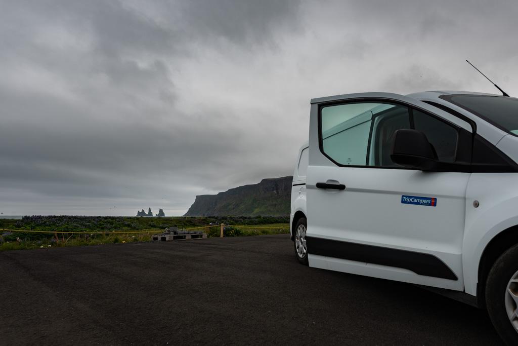 furgoneta islandia