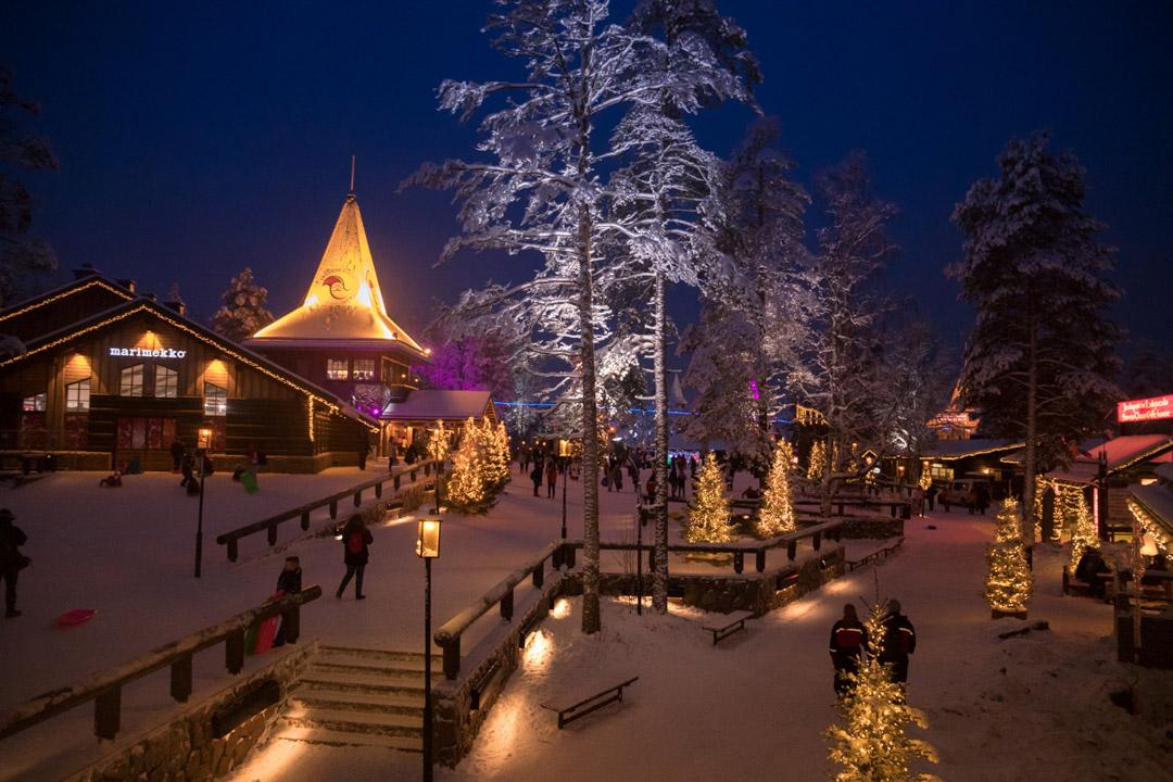 Rovaniemi Papa Noel y Laponia