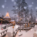 Papá Noel te espera en Rovaniemi
