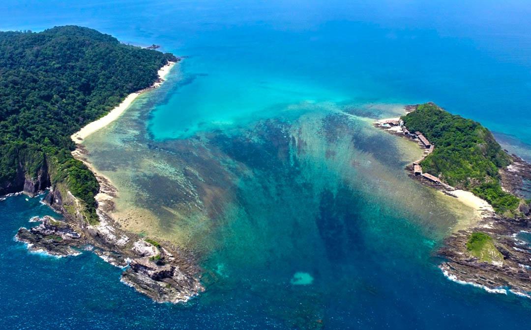 Pulau Kapas, Malasia. El paraíso accesible
