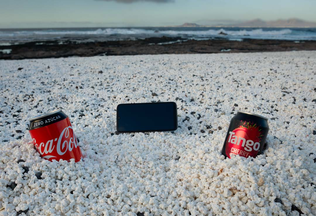 Popcorn beach fuerteventura