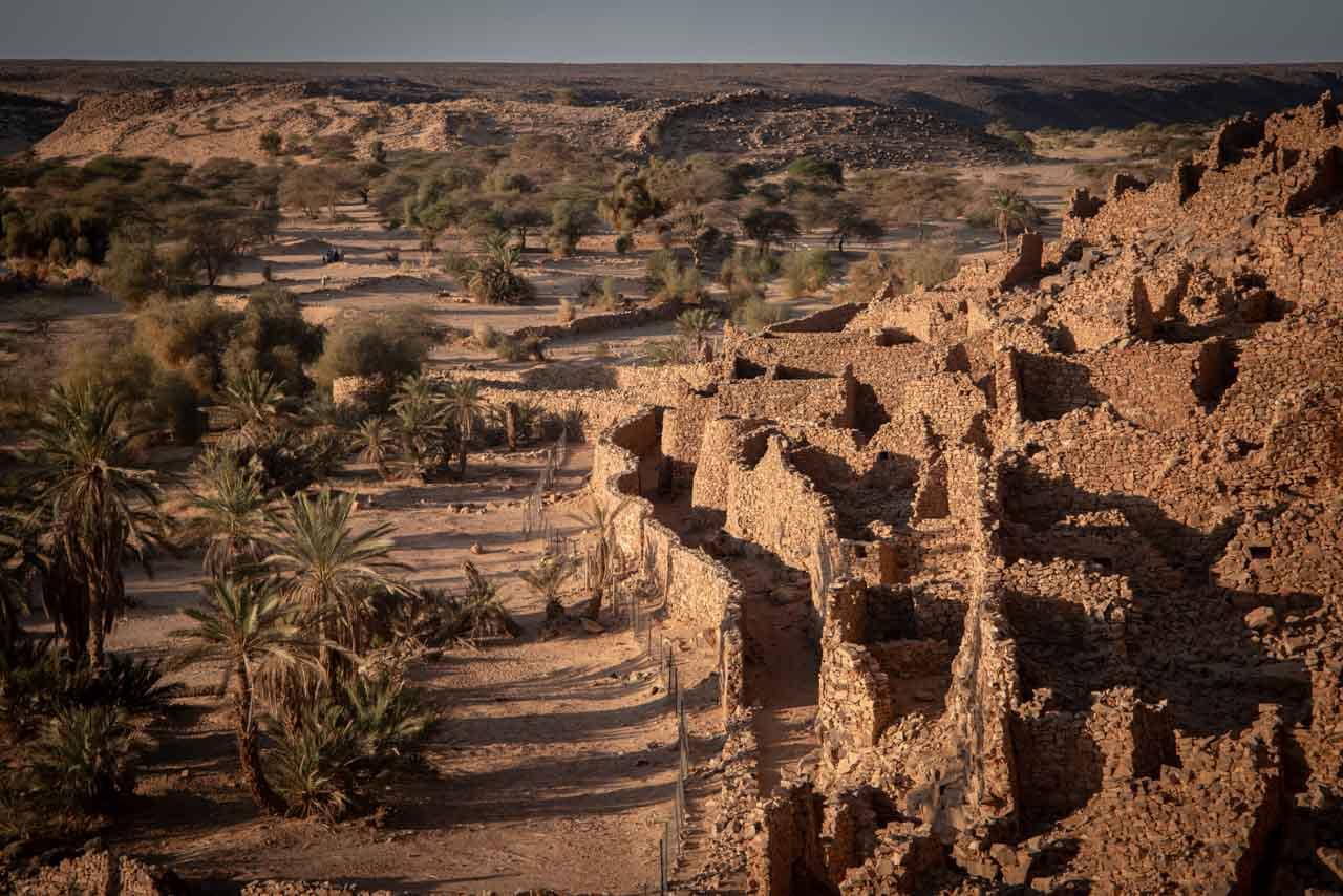 turismo en Mauritania