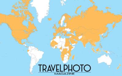 Países visitados
