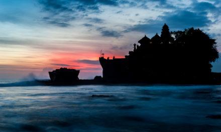 Bali sin turistas extranjeros hasta 2021