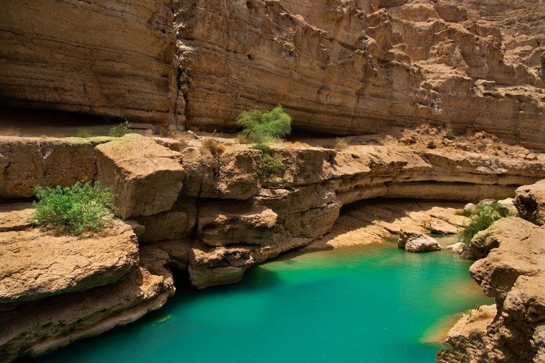 Viajar a Omán
