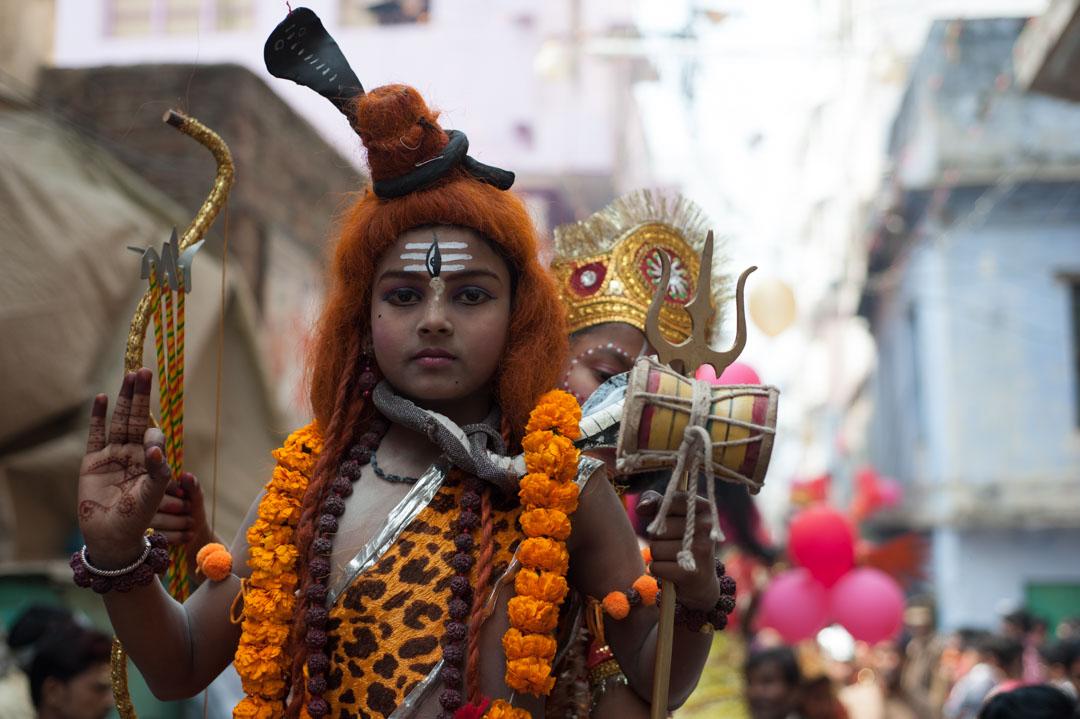 Maha Shivaratri o La Gran Noche de Buda