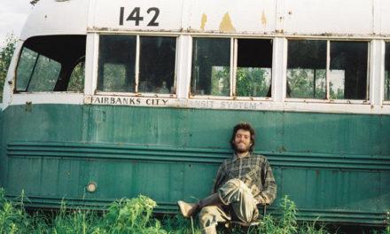 Adiós en Alaska al autobús de «Hacia rutas salvajes»