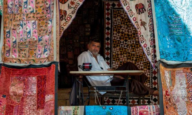 Jaisalmer: Desierto, camellos y dinero