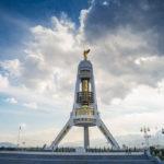 La Ruta de la Seda II: Turkmenistán