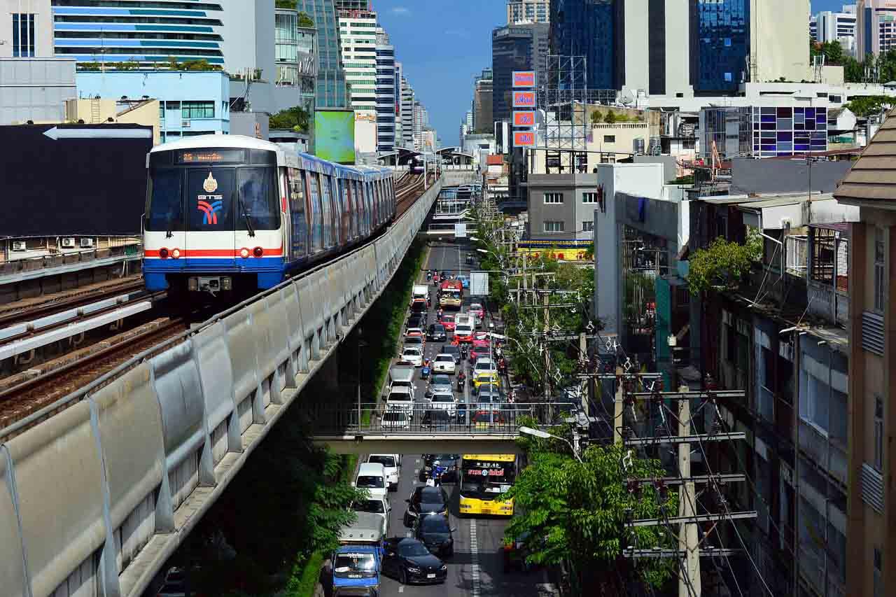 Cómo llegar a Bangkok desde el aeropuerto