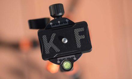 Probamos: Trípode K&F Concept SA254T1