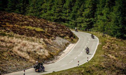 5 rutas en moto para los amantes de la carretera