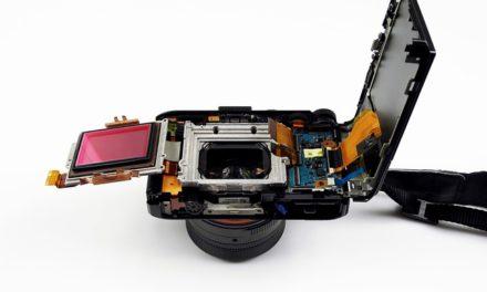 Cómo limpiar el sensor de la cámara de fotos