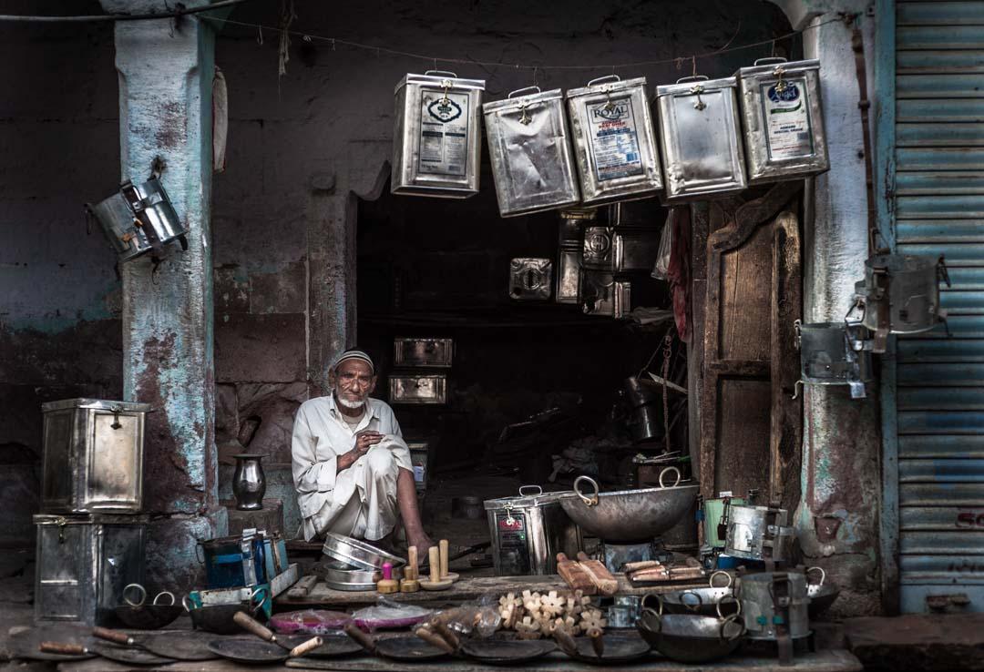 que ver en India