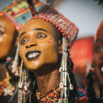 Chad, los Wodabee y el festival de Gerewol