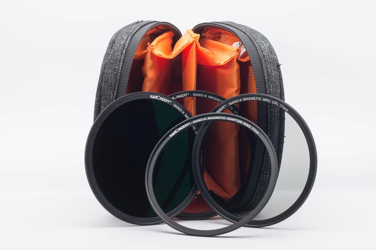 Filtros magnéticos K&F Concept