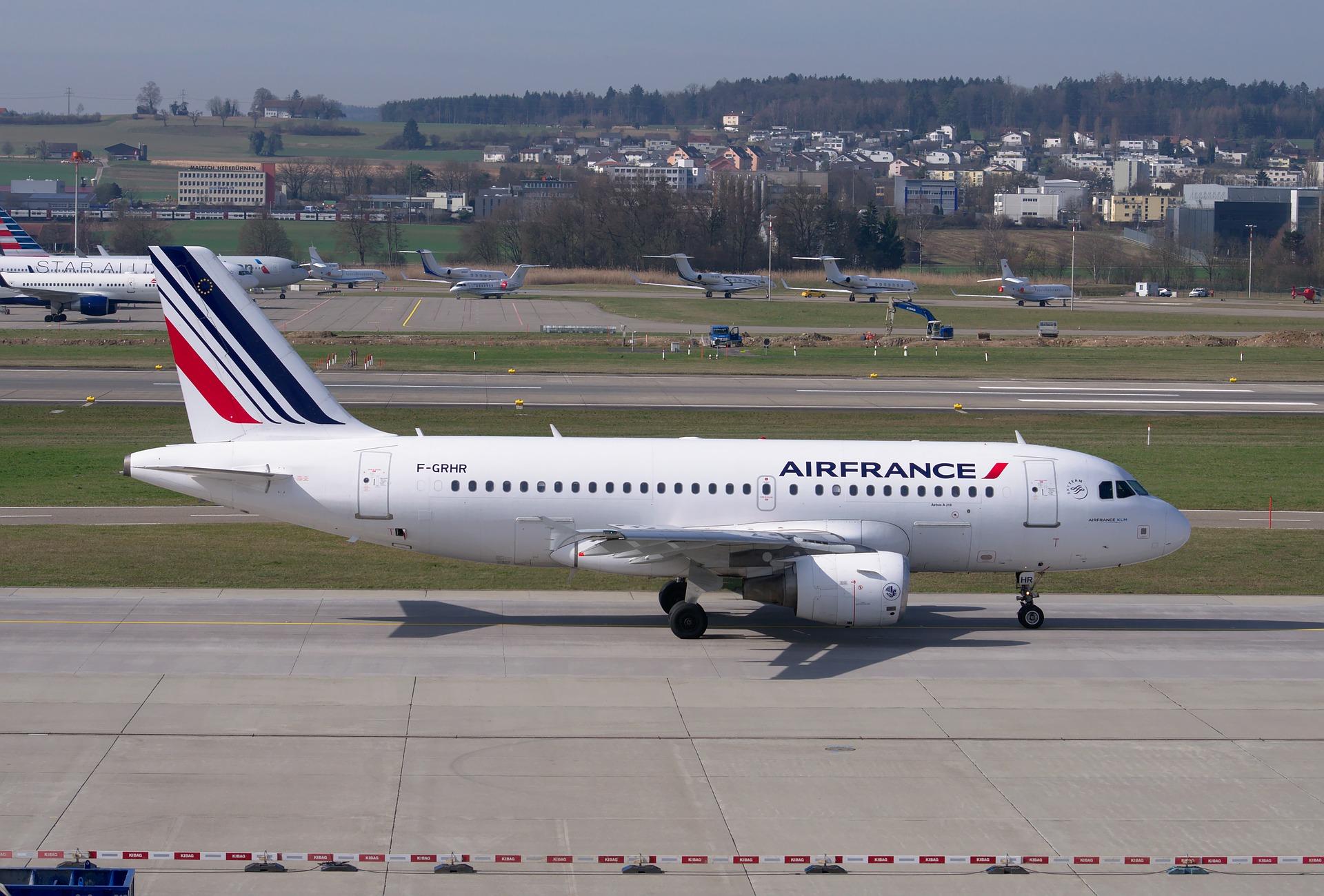 frnacia prohibe los vuelos cortos